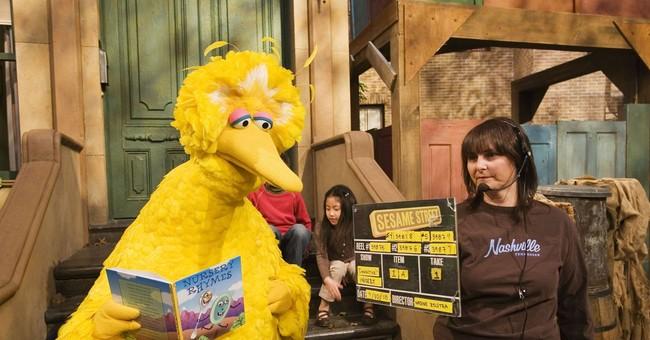 Big Bird Eats Filet Mignon While Your Kid Goes Hungry in Democrats' Coronavirus Bill