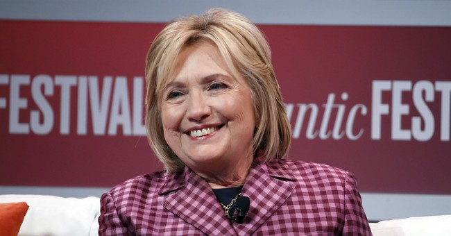 Hillary Clinton Claims 'Women Die' When Abortion Access is Limited