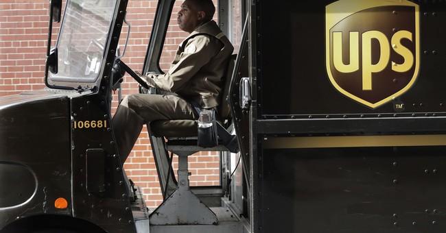 Florida Woman Steals UPS Truck