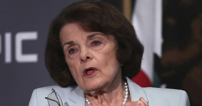 Feinstein Won't Let It Go: Of Course I'd Reopen the Kavanaugh Investigation If We Win a Majority