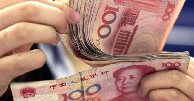 Ballooning Federal Deficits Give An Opening To Chinese Yuan