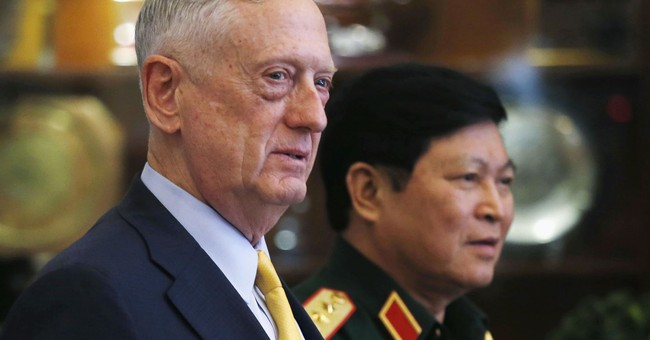 Mattis Defends Troop Deployment to the Border: It's Obviously 'Moral and Ethical' to Support Border Patrolmen