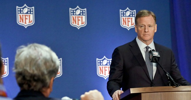 NFL's Roger Goodell Now Says: 'We Were Wrong' About the Anthem Protests...and Trump Responds