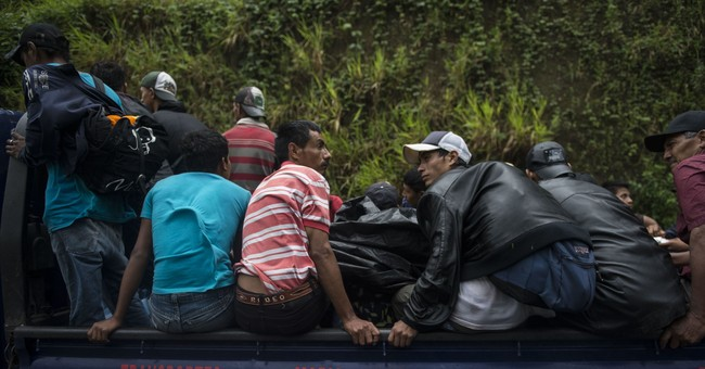 Dems Tongue Tied on Caravan Issue