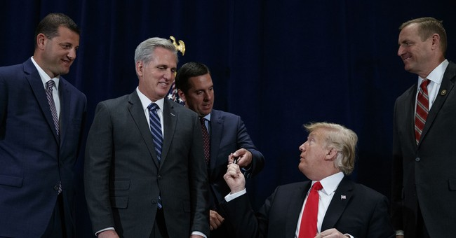 Kevin McCarthy Offers SOTU Resolution to Allow Trump to Give His Address