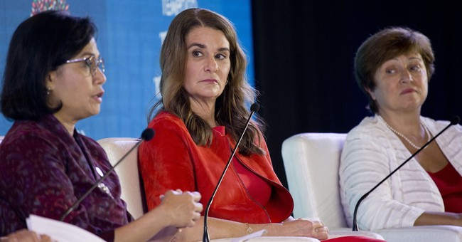 Melinda Gates Is 'Incredibly Disappointed' That Americans Will Get the Vaccine First