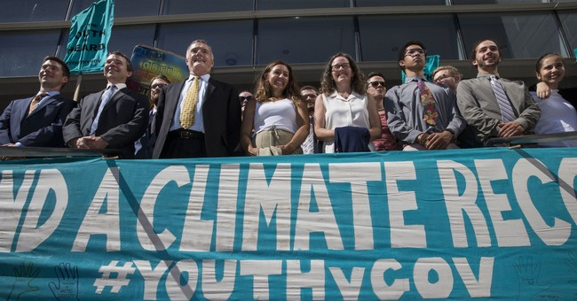 Supreme Court: Minors Can Sue The Government Over Climate Change
