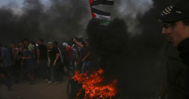 Two Days Under Fire in Israel