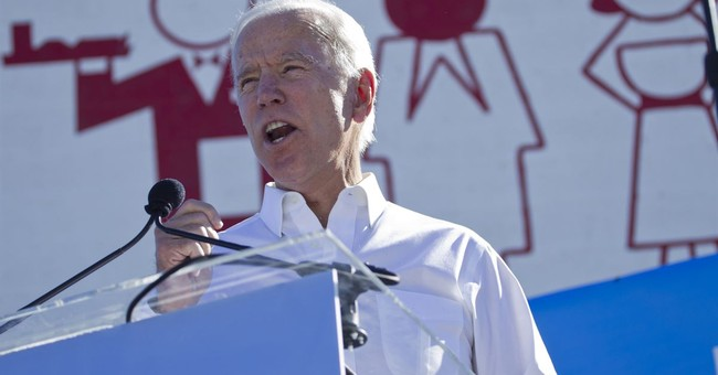 American Workers Wouldn't Stand A Chance With Bygone Joe Biden