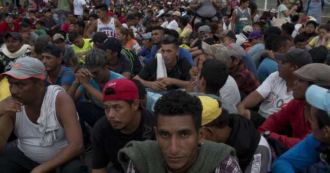 DHS: We Can Confirm There Are Criminals, Gang Members in the Illegal Caravan