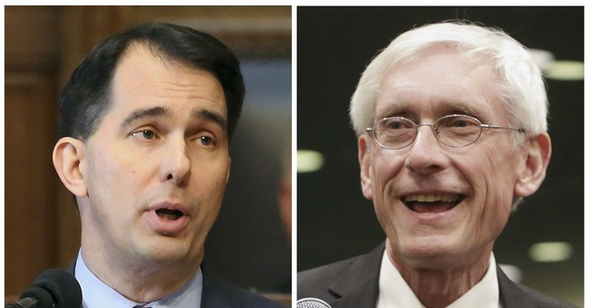 WI GOV: It May All Come Down to a Recount
