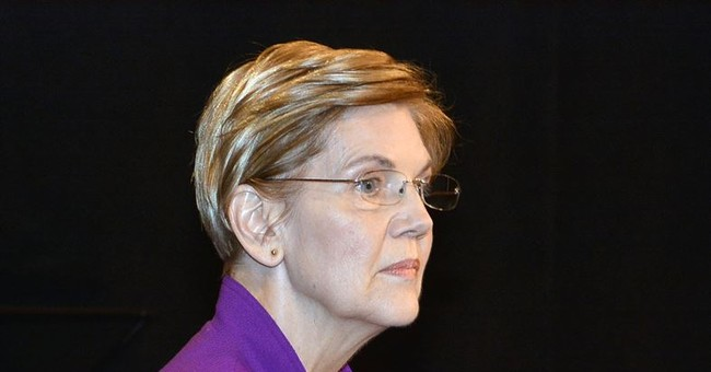 Ouch: New Poll Shows Elizabeth Warren Running a Distant Third...In Massachusetts