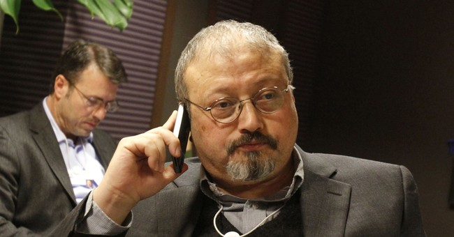 So, Jamal Khashoggi Wasn't a U.S. Green Card Holder After All?