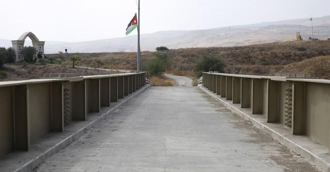 Jordan's West Bank Pre-Occupation