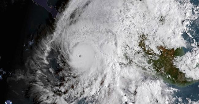 Mainstream Media Hijack Hurricane Dorian for Climate-Change Alarm