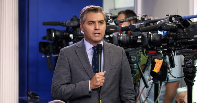 HA! Hannity Gives Acosta The Ultimate Smackdown When Declining His Media Request