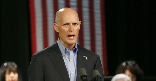 Gov. Scott: Election officials trying to thwart will of Florida voters