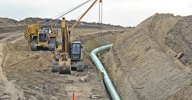 Evil Pipelines Opposed by Paperwork Blizzards