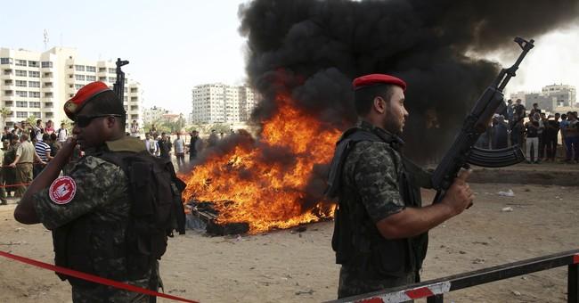 Hamas' Gaza Health Ministry Lies To Promulgate Propaganda