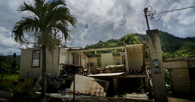 Trump Is Right About Mismanagement In Puerto Rico, And Congress Should Back His Reform Plan