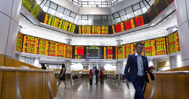 Market Forces Put Green On The Screen