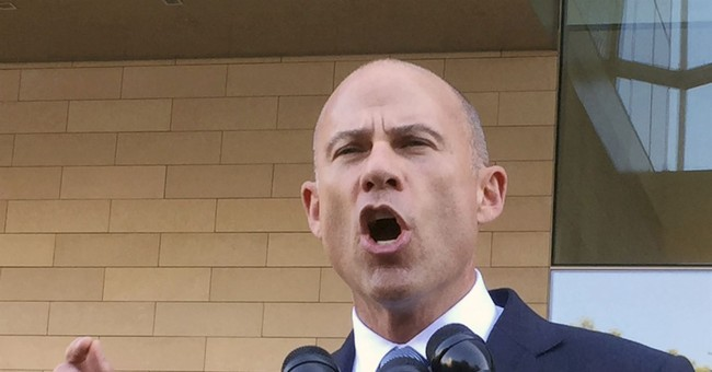 2020: Avenatti Becomes The First Democrat To Be Beaten By Trump