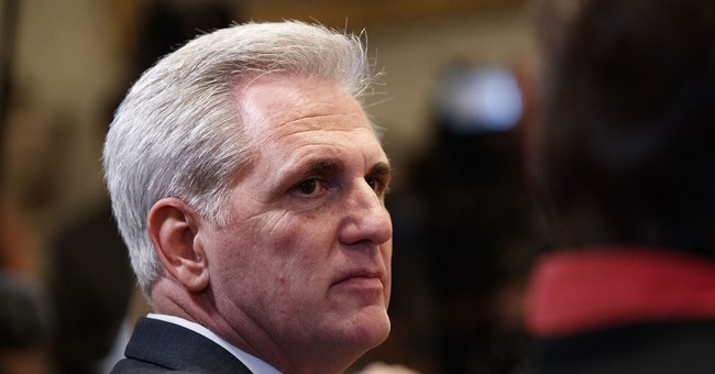 Tea Party Patriots Lashes Out at Kevin McCarthy After Freedom Caucus Member Kicked Off Committee