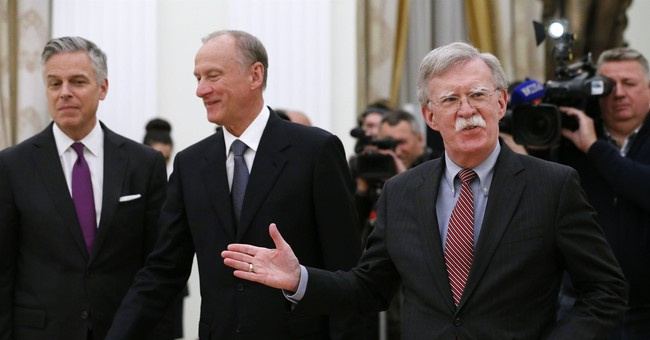 Who Will Replace John Bolton?