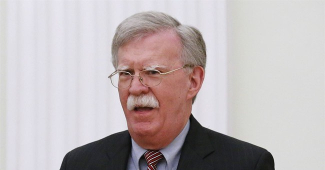 John Bolton Honors the Bay of Pigs Freedom-Fighters, Who Obama Apologized For