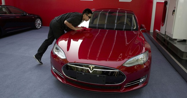 Electric Cars Head Back To The Future
