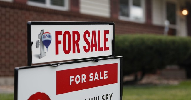 Rising Trend Of U.S. New Home Sale Prices Breaking Down