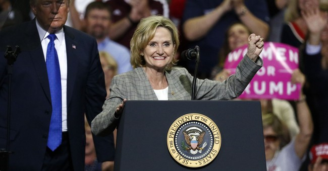 GOP US Sen. Hyde-Smith Wins Divisive Runoff