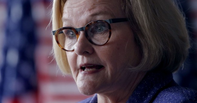 Outgoing Dem Sen. McCaskill Laments Polarization and 'Too Many Embarrassing Uncles in the Senate'