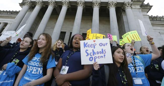 Closing Schoolhouse Door Hurts Kids