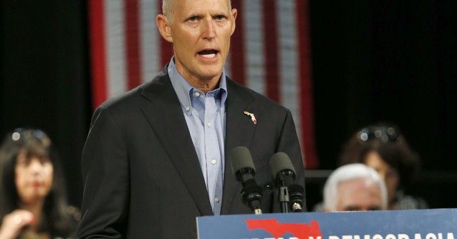 BREAKING: Multiple Groups Sue to Keep Gov. Scott From Participating in FL Senate Election Recount
