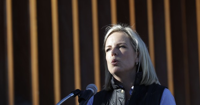 Kirstjen Nielsen Makes An Unusual Yet Drastic Plea To Other Departments In An Internal Memo