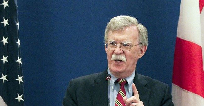 John Bolton to Iran's Ayatollah: 'I Don't Think You'll Have Many More Anniversaries to Enjoy'