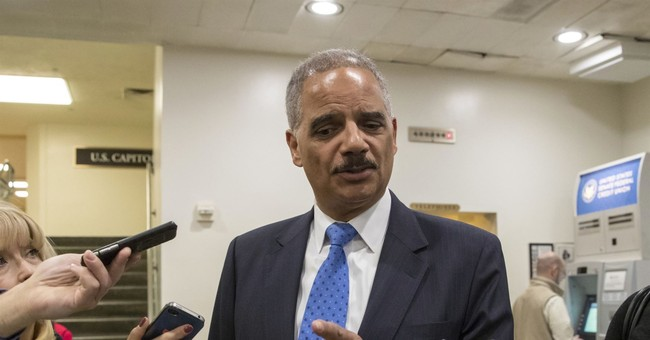 Holder: Mueller Is Just Trying to Make His Case Against Trump Juicier