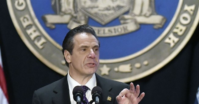 NY's Cuomo Will File Lawsuit Against GOP Tax Bill, Says It Wages Economic Civil War Against Blue States
