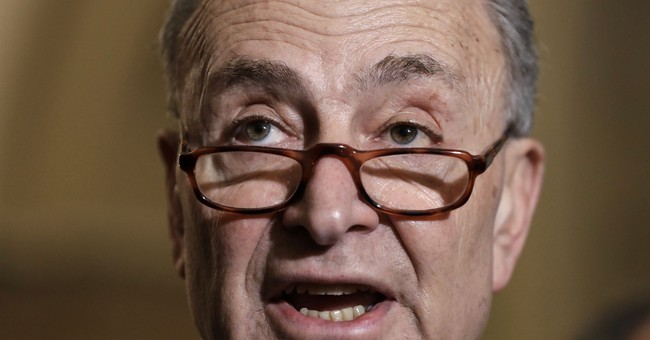 Oh: Schumer Opposes Trump Judicial Nominee Because of...the Color of His Skin