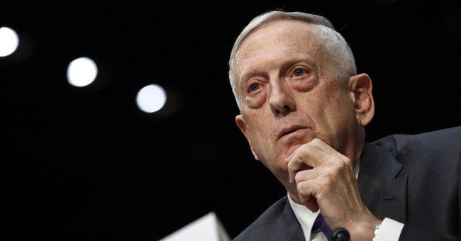 Mattis Makes Surprise Visit to His Old Middle School to Give Kids Life Advice