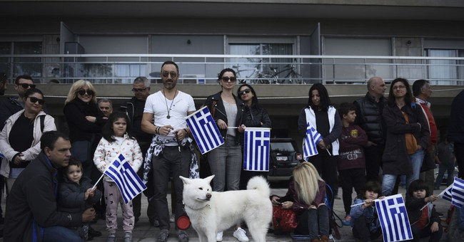 Greece Finds New Footing As A Player On The World Stage