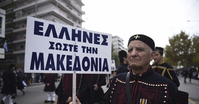 In The Balkans, Diplomacy Wins a Round