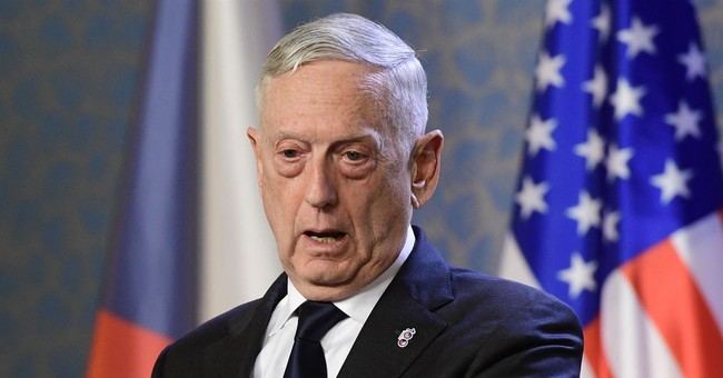 Mattis On the War in Afghanistan: 40 Years Is Enough