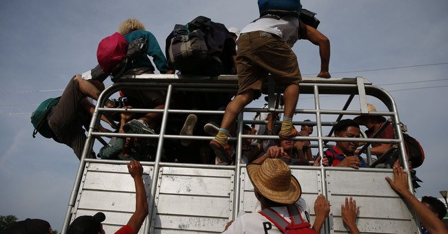 Another Caravan Is Scheduled to Arrive at the Border Just In Time For Trump's State of the Union Address