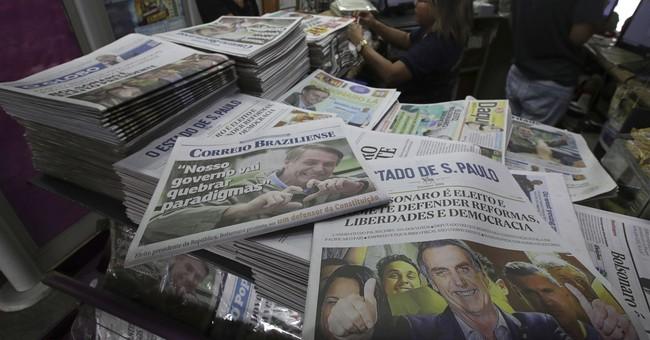 How Bolsonaro Effect Saved Brazil's Plunging Markets