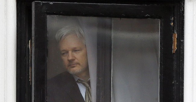 The Assange Exception to the First Amendment
