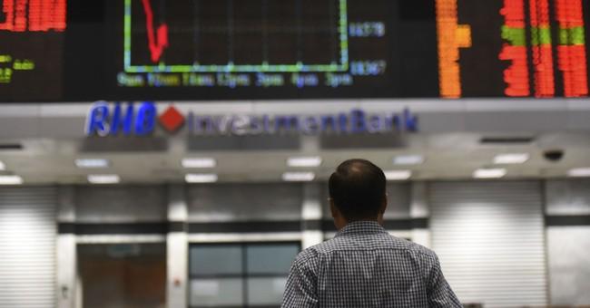 Dividend Cuts Confirm Economic Contraction