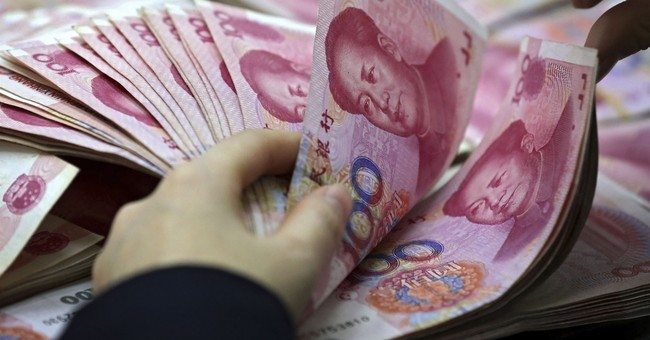 Hammered: Yuan, And The U.S. Stock Market