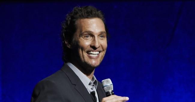 Matthew McConaughey Considering Run For TX Governor